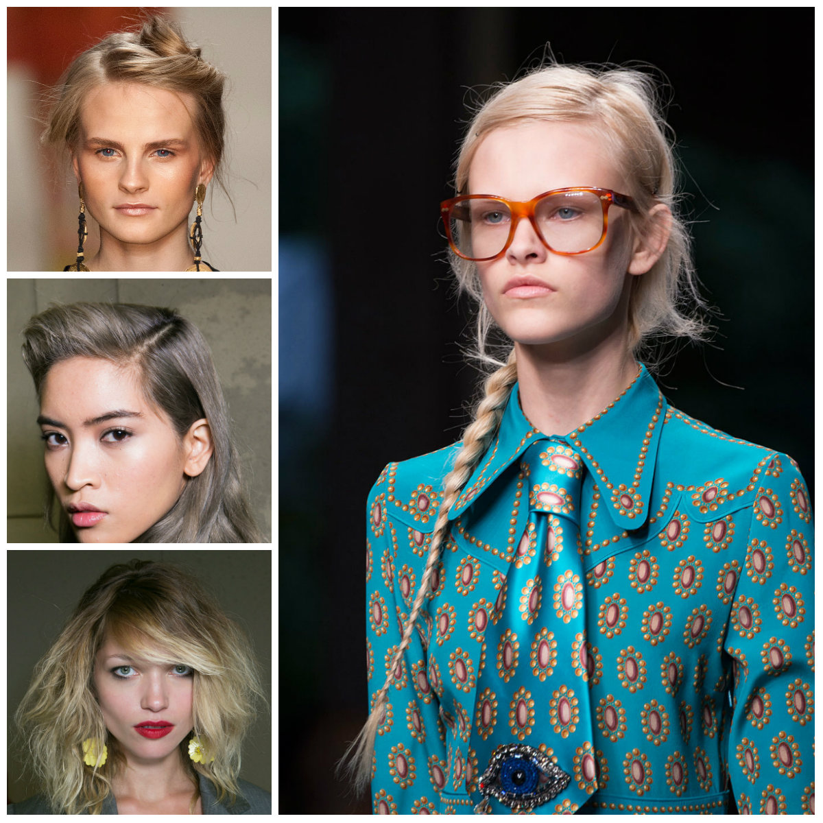 MFW Runway Hairstyles for 2016