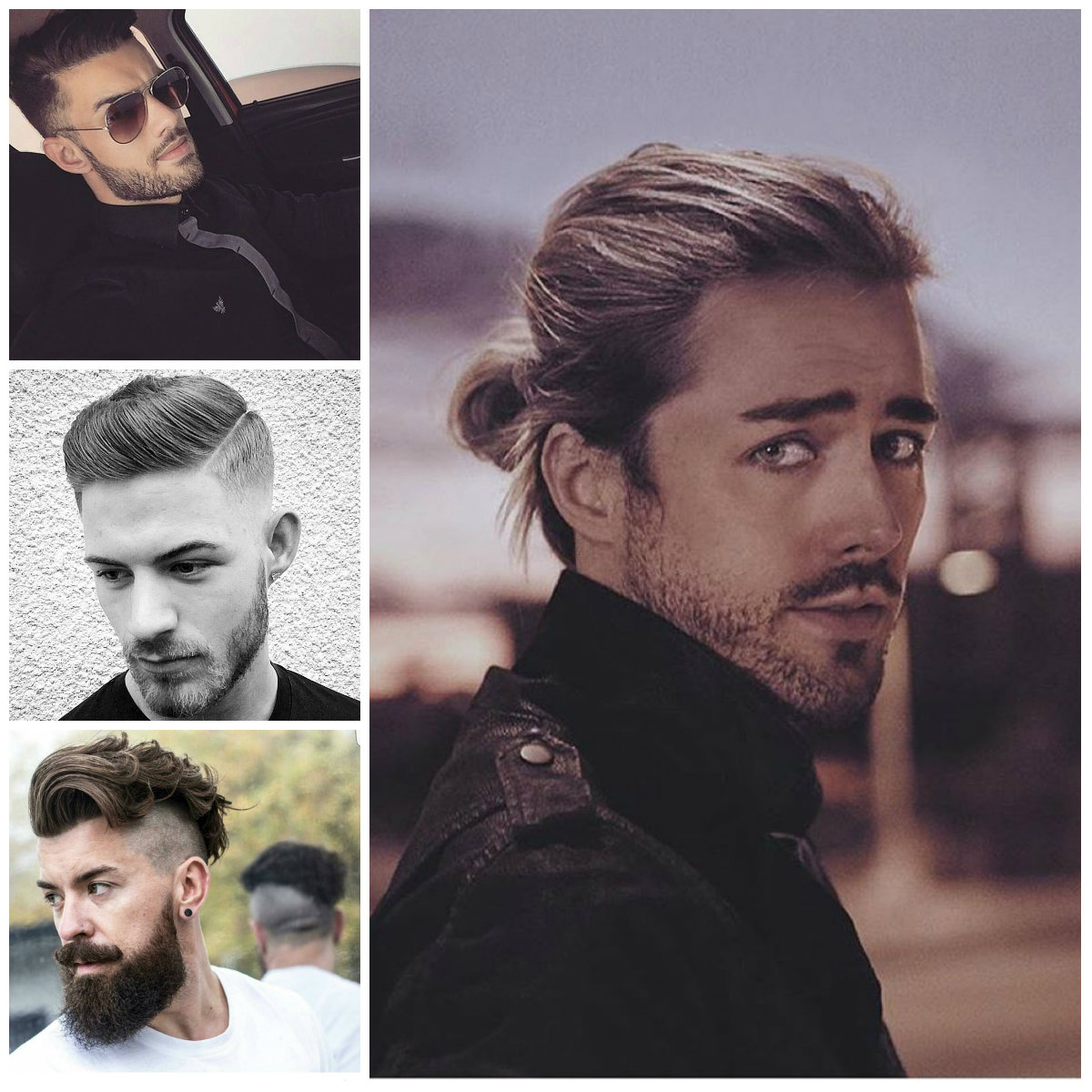 Men's Best Facial Hair Styles