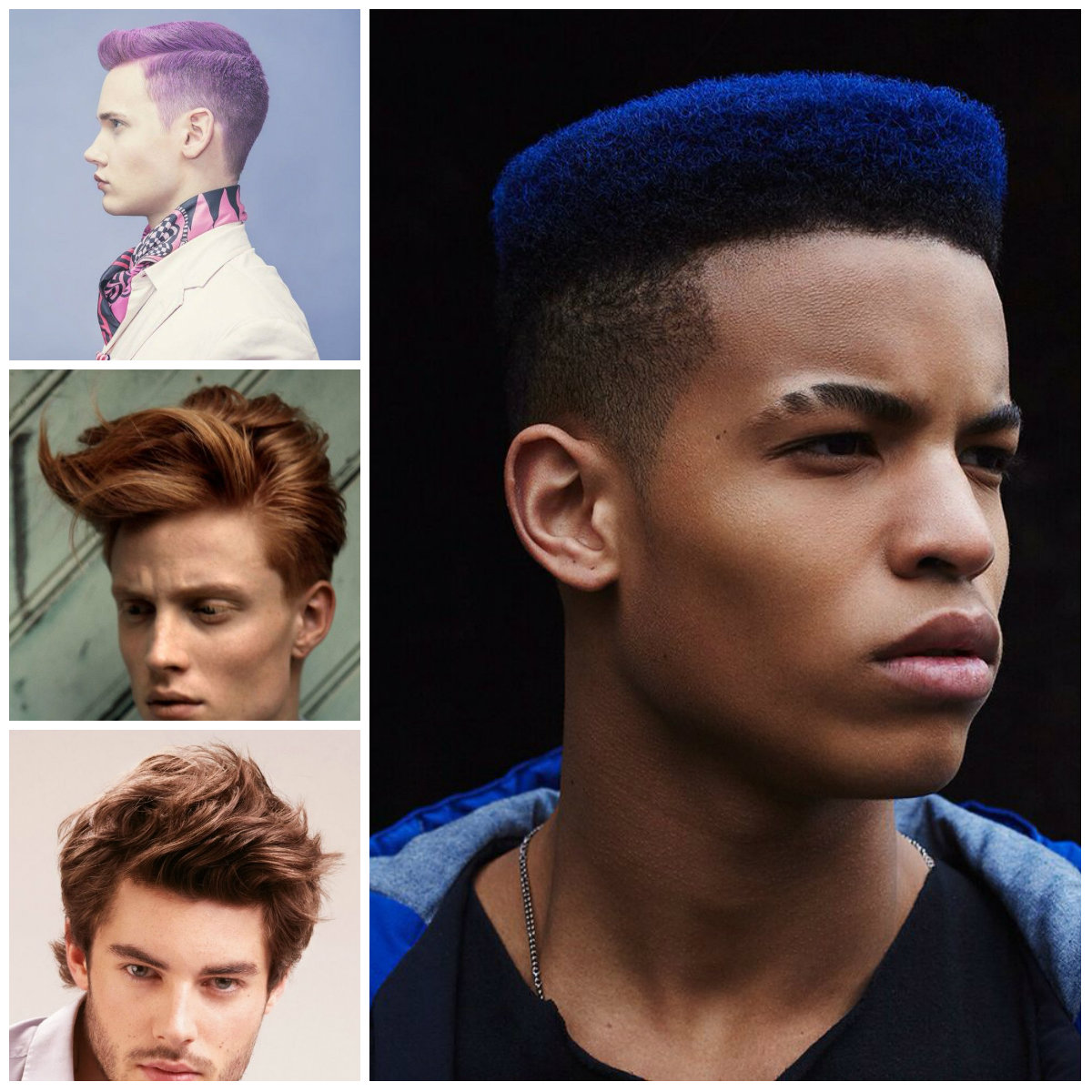Mens Hair Color Ideas
