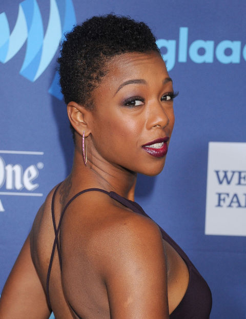 Samira Wiley Cute Cropped