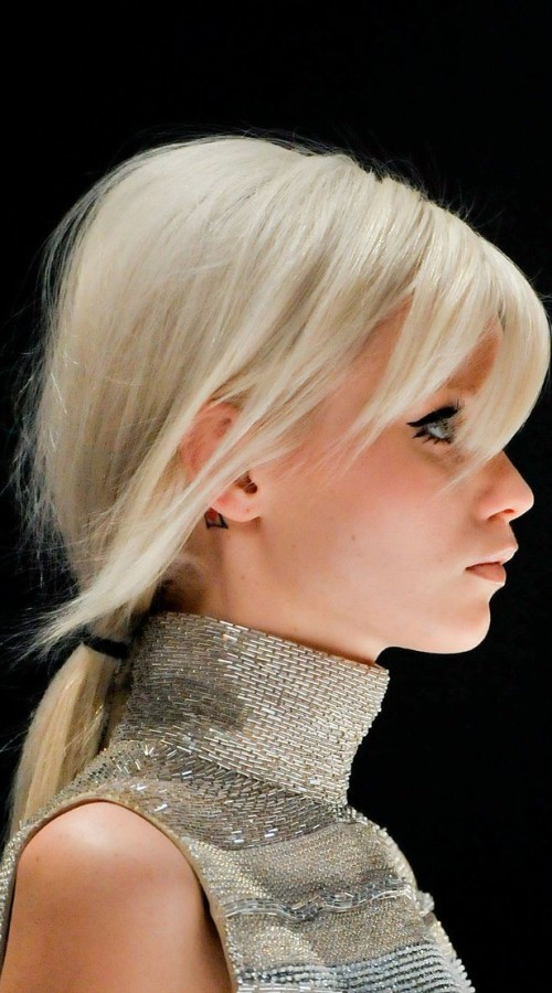 New Hair Colors From Fashion Shows 2019 Haircuts