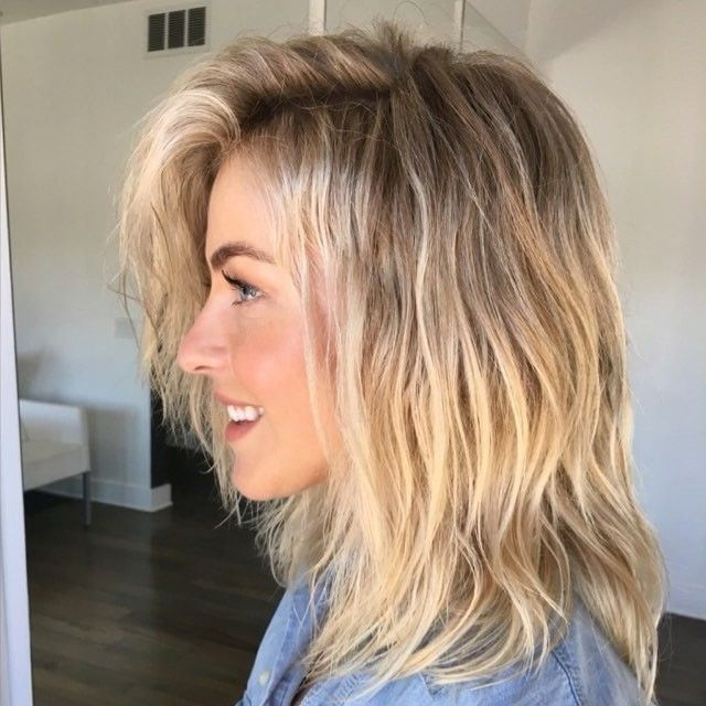 Glorious beachy waves 2017 haircuts hairstyles and hair colors medium length beachy waves urmus Image collections