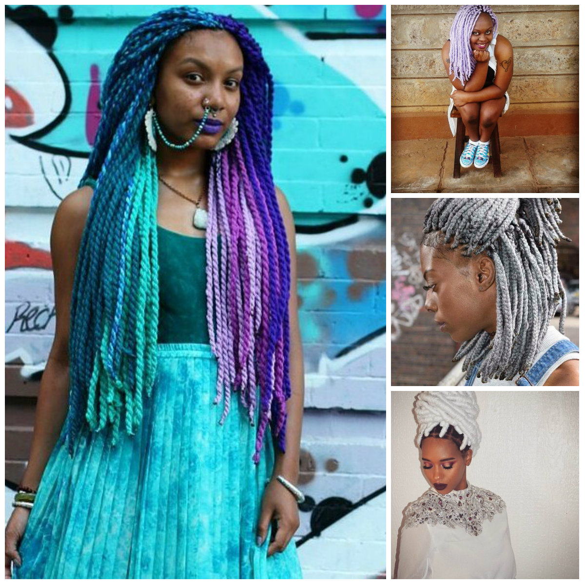 Cool Yarn Braids for 2017
