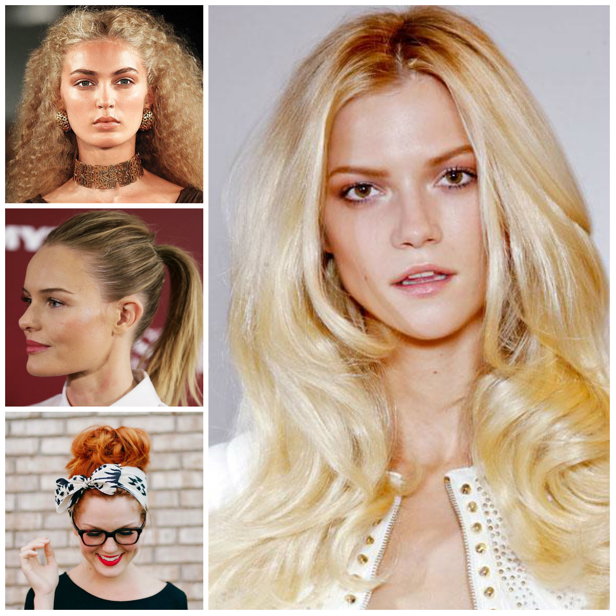 Hairstyle Trends to Wear Right Now