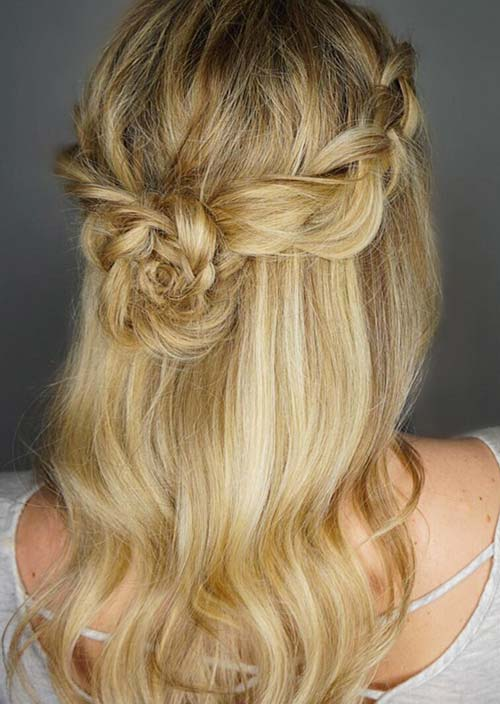 Flattering Long Hairstyles For 2017 2019 Haircuts