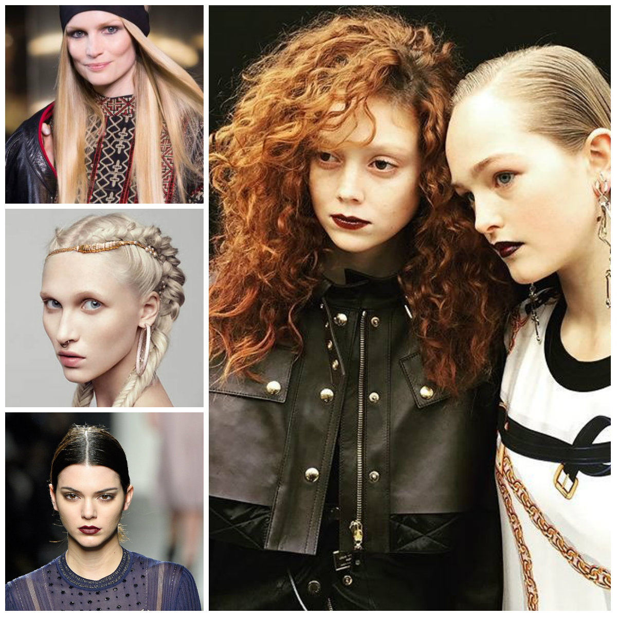 Runway Inspired 2016 2017 Hairstyle Ideas