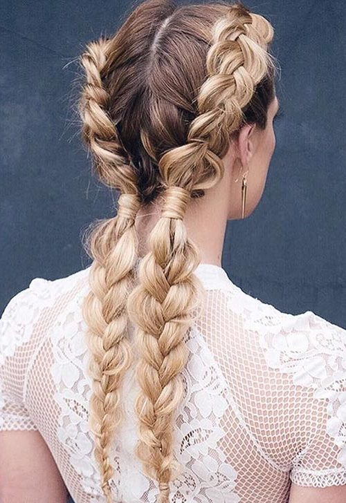 Thick boxer Braids 2017
