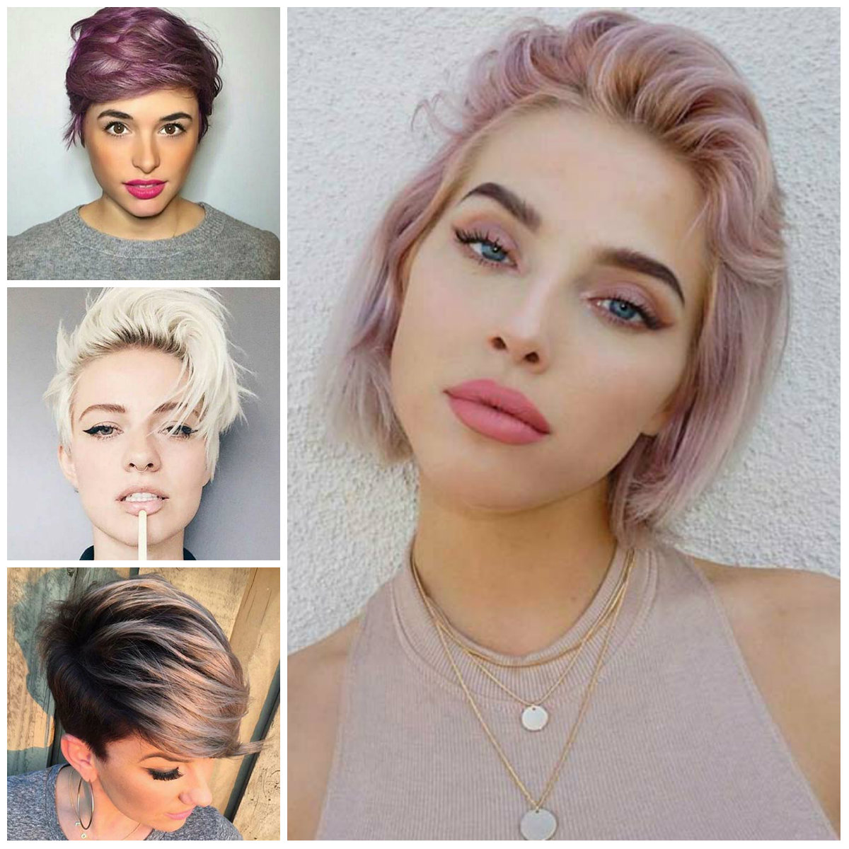 Women S Short Hairstyles For 2017