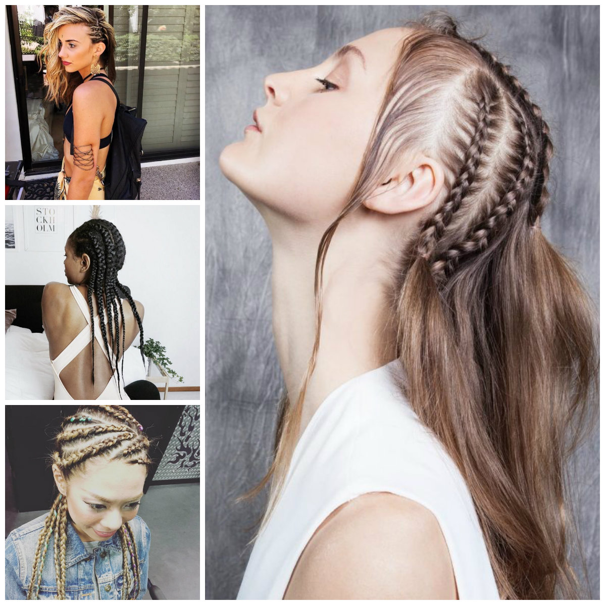 Fabulous Cornrows for 2017