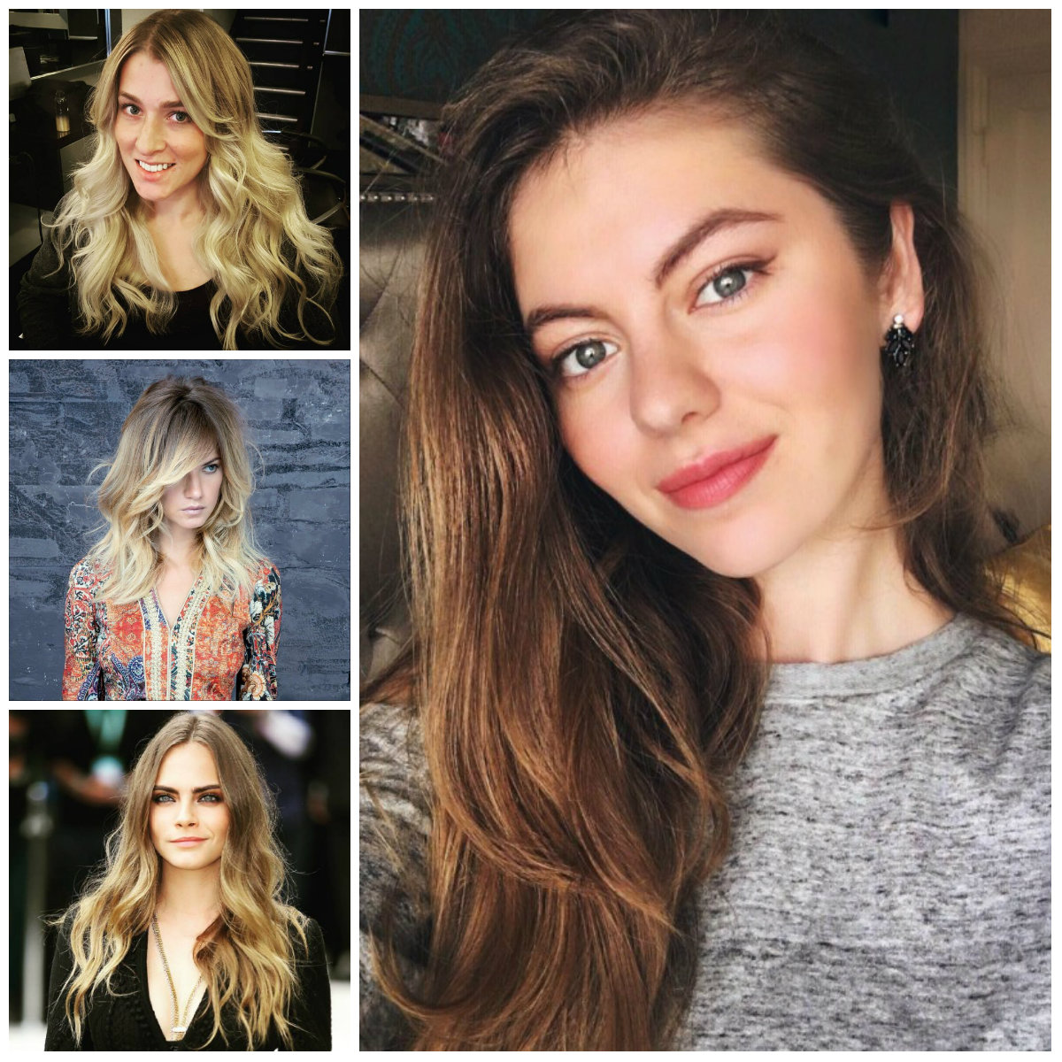 ideas for dirty blonde hair for 2017