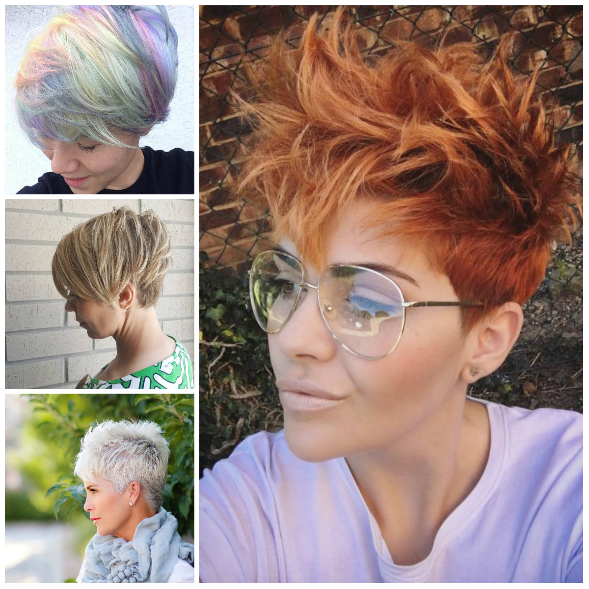 Trendy Pixie Haircuts for 2017
