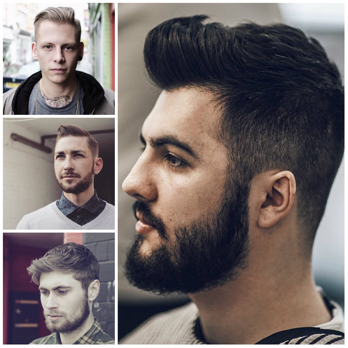 Trendiest Hairstyles for Men 2017