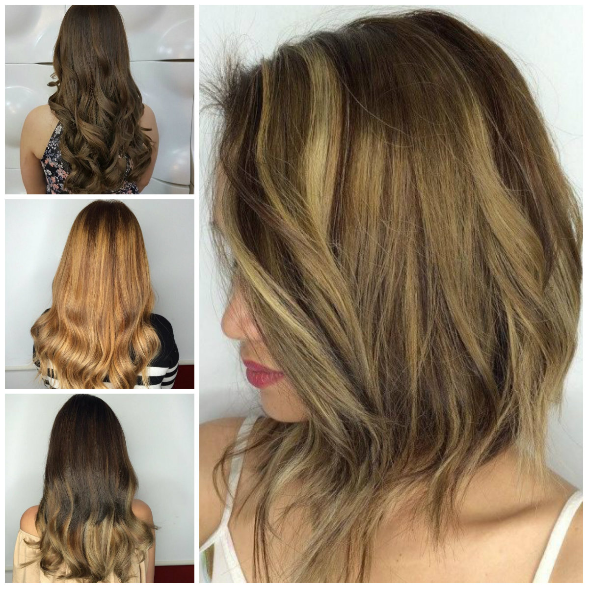 ... Perm Hairstyles For 2017 Ombre Hair