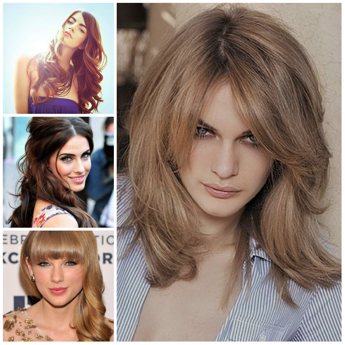 Best Layered Hairstyles for 2017