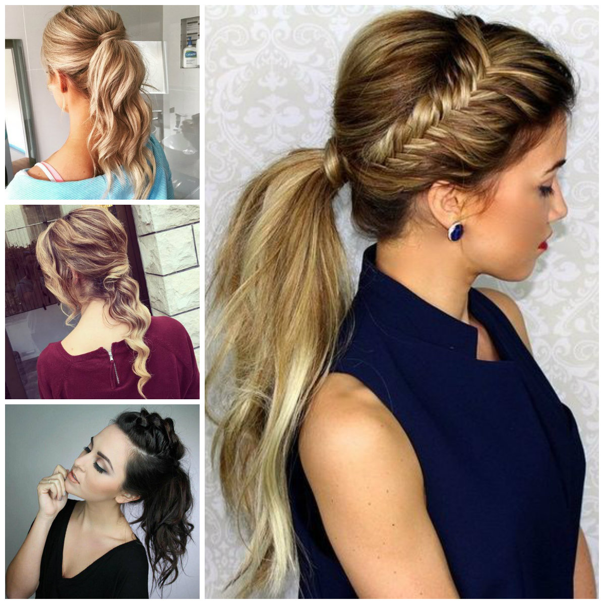 simple-messy-ponytails-for-2017
