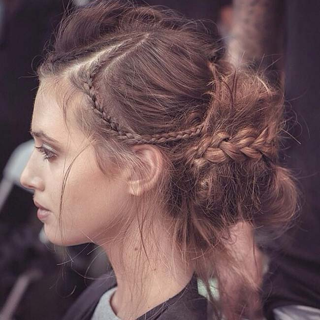 the plaits