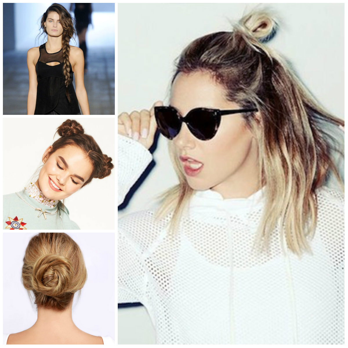 2017 Easy Casual Hairstyles for Every Woman