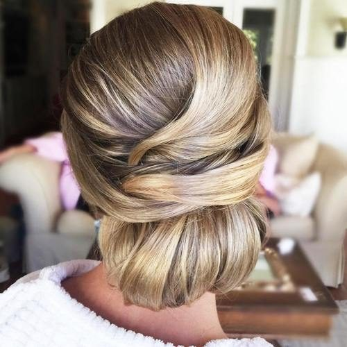 Criss Cross Chignon