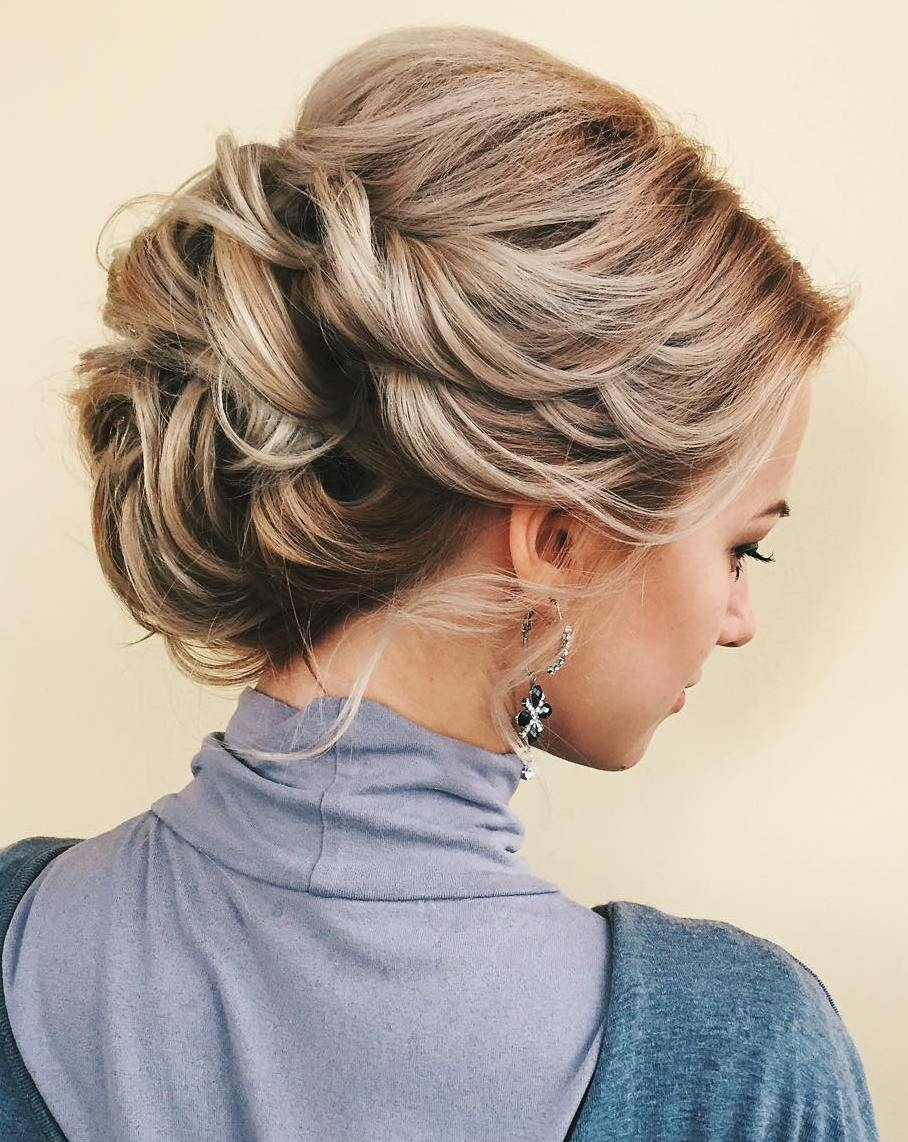 Elegant Pinned Up Hair