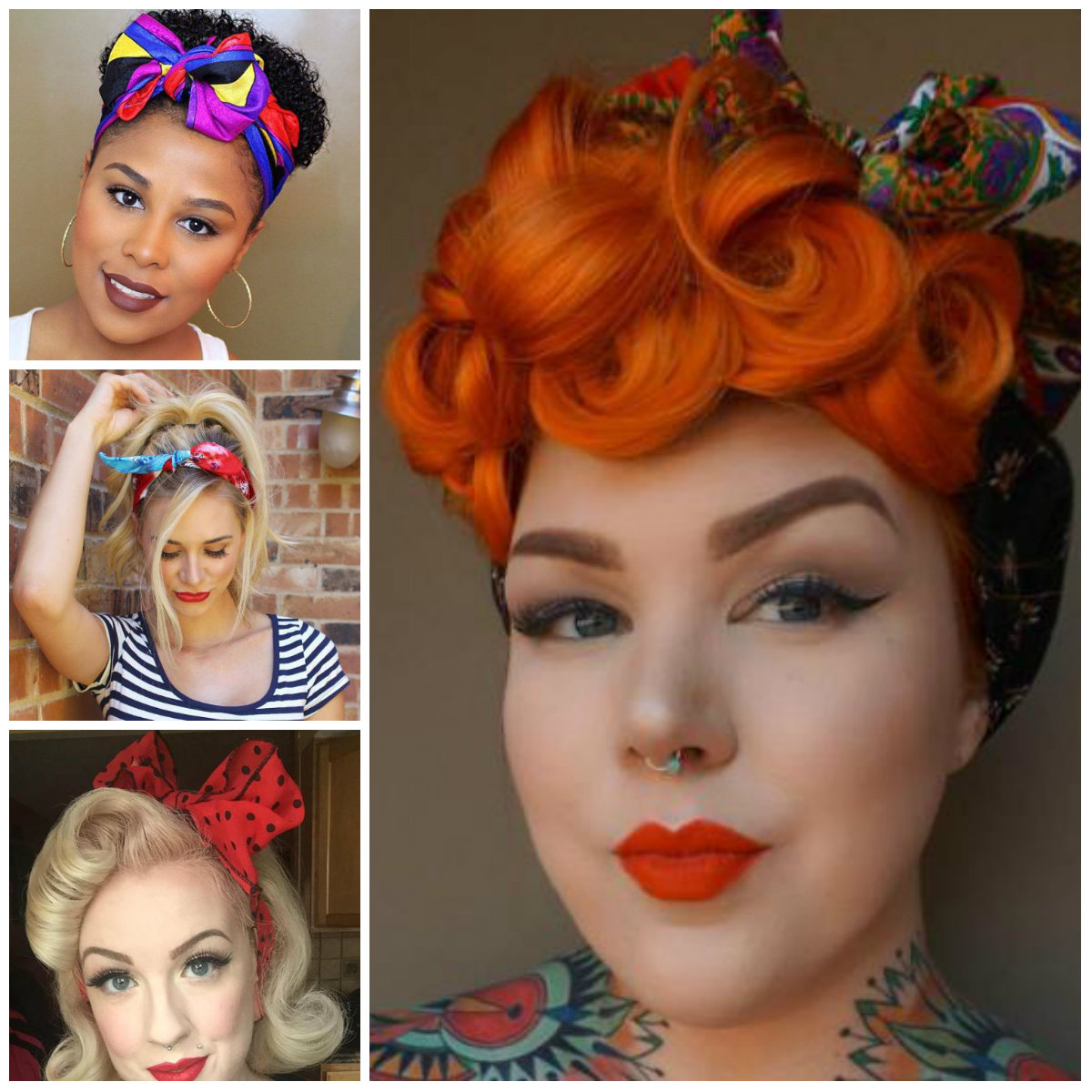 My Go To Quick Pinup Hair Style  Nasty to Classy