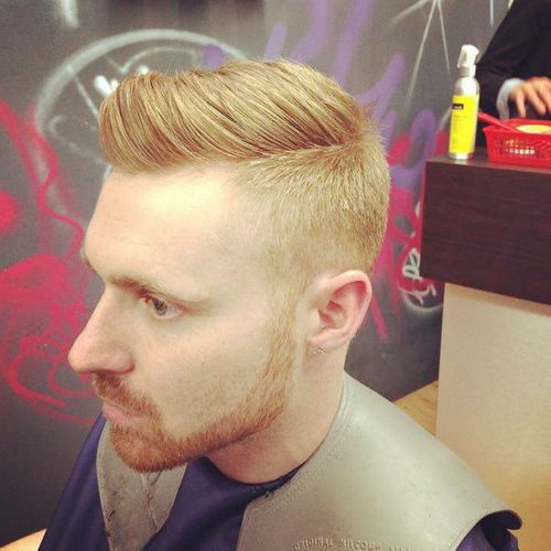 Comb Over Hairstyles For Men 2017 2019 Haircuts