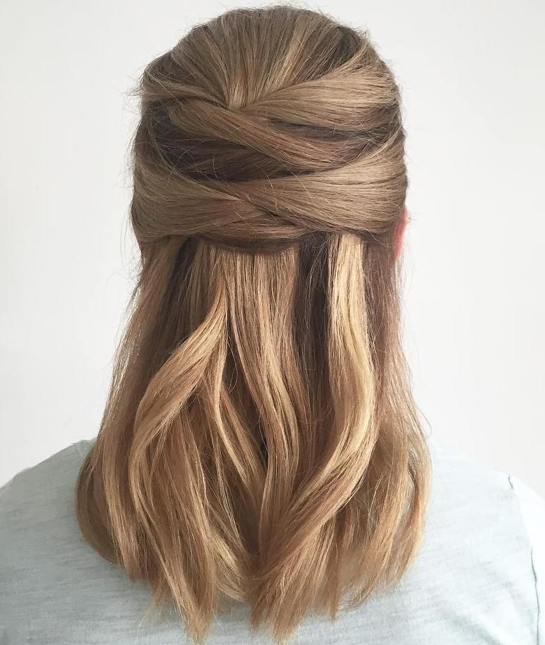 Hairstyle Ideas for Straight Hair | 2019 Haircuts, Hairstyles and Hair Colors
