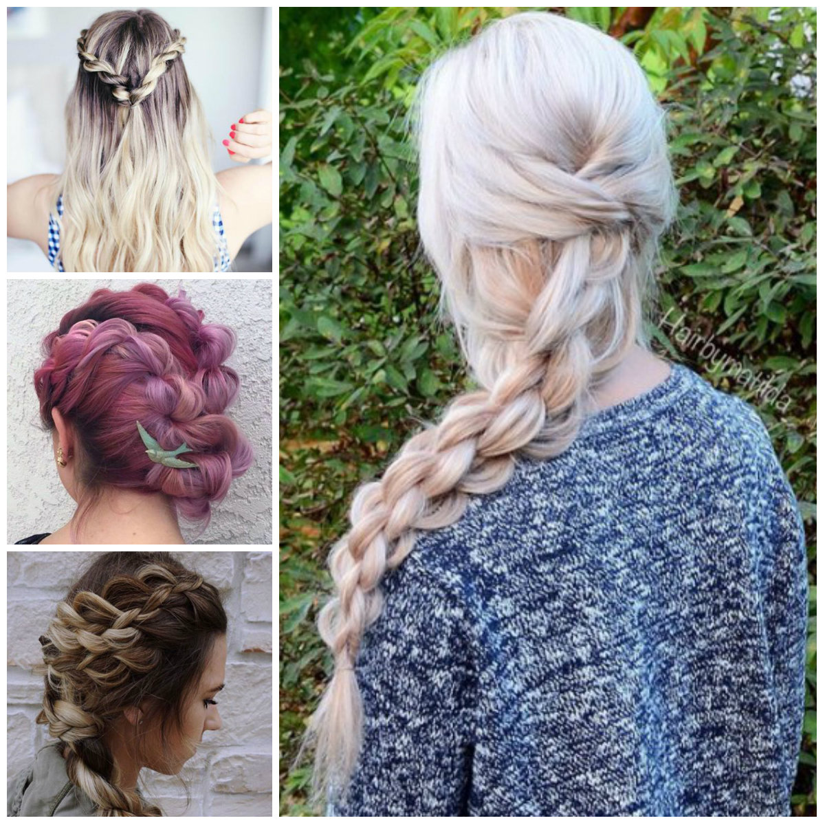 Inspiring Rope Braid Styles