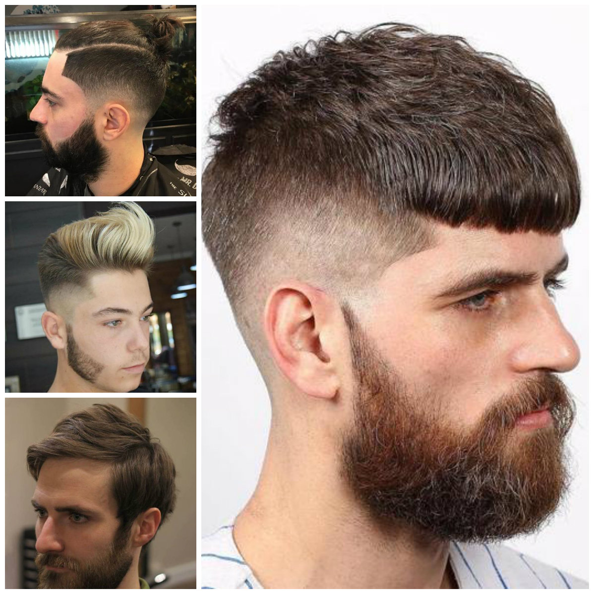 Hairstyle Ideas for Modern Men for 2017