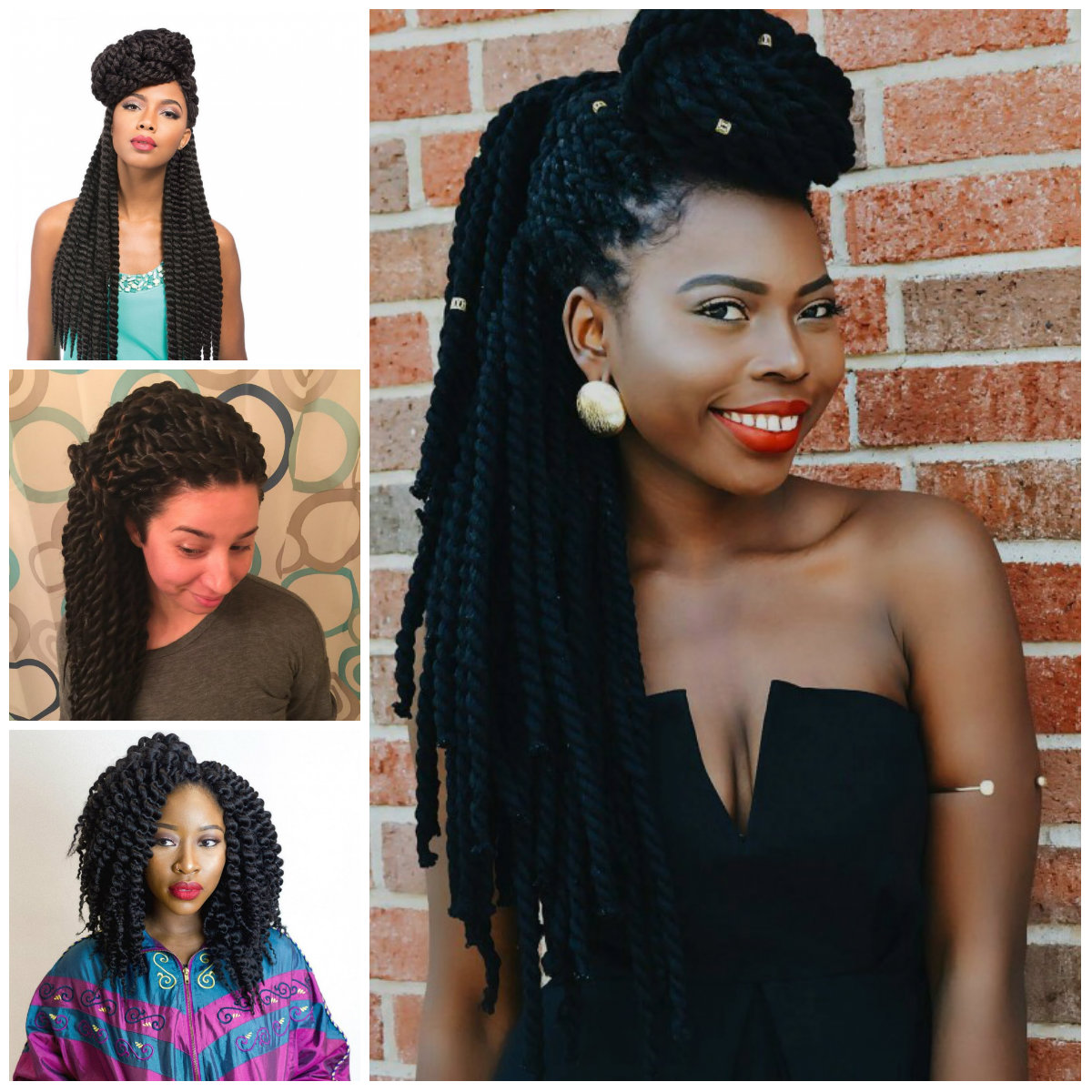 Gorgeous Senegalese Twist Styles for 2017