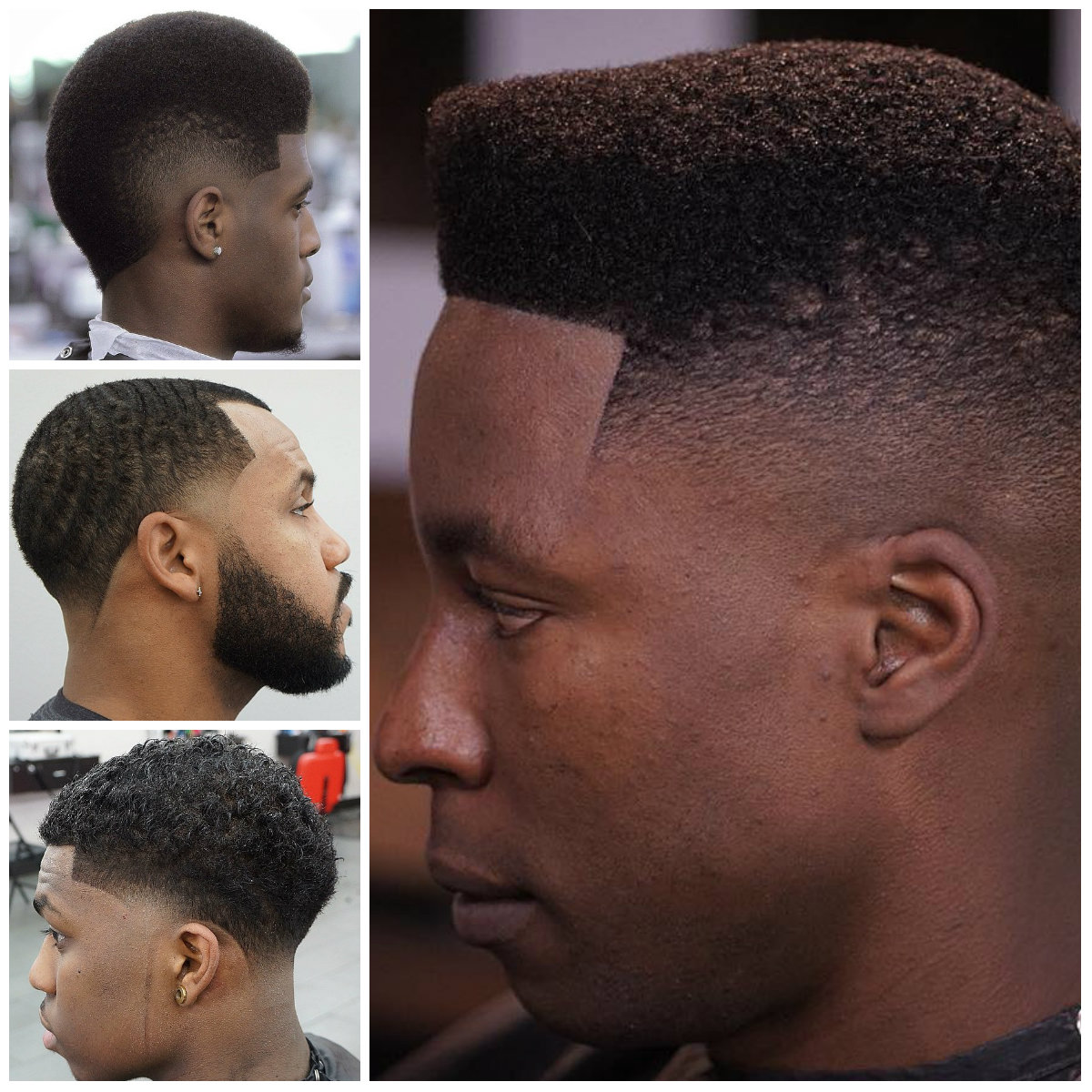 Handsome Haircuts for Black Men for 2017