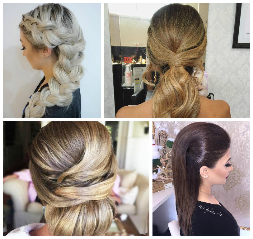 Hairstyle Ideas for Straight Hair