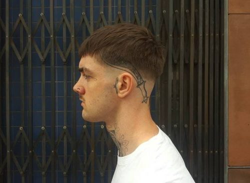Cool Nazi Haircut
