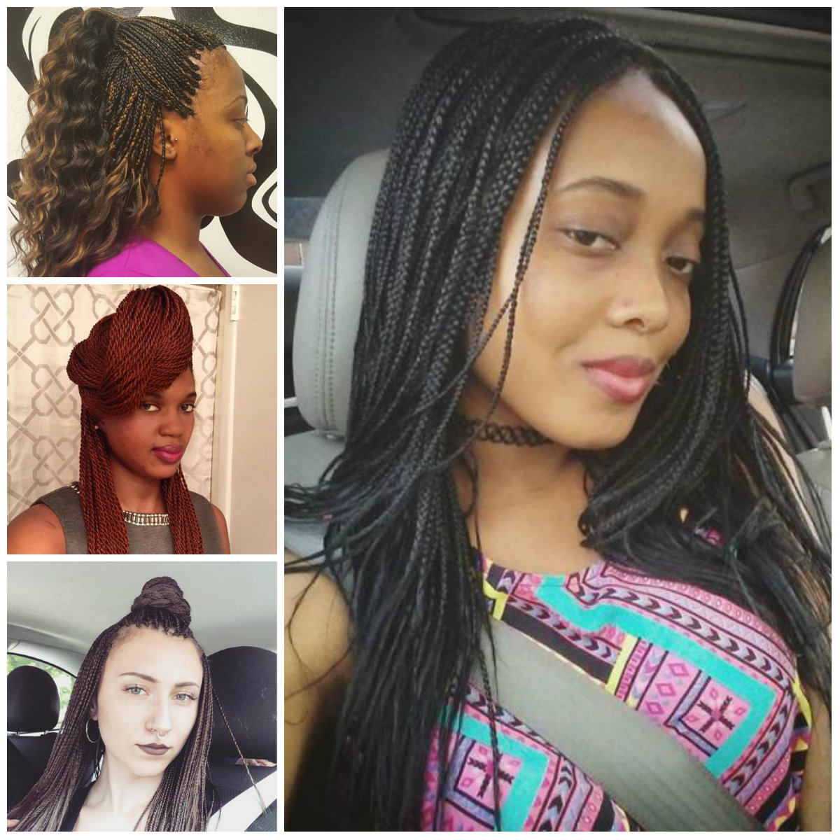 Crazy Micro Braids for 2017