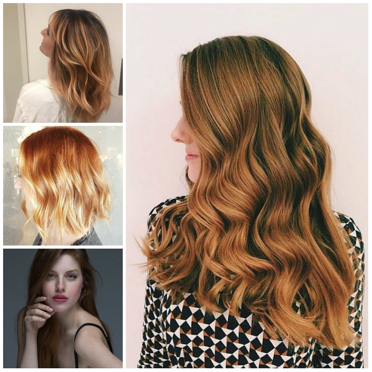 Strawberry Blonde Hair Color Ideas for 2017