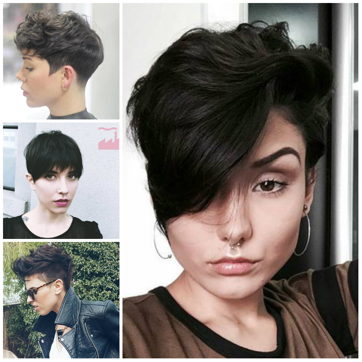 The Biggest Contribution Of Pixie Haircuts For Thick Hair To