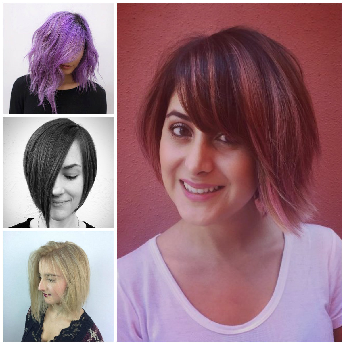 Asymmetrical Bob Hairstyles For 2017 2019 Haircuts Hairstyles And
