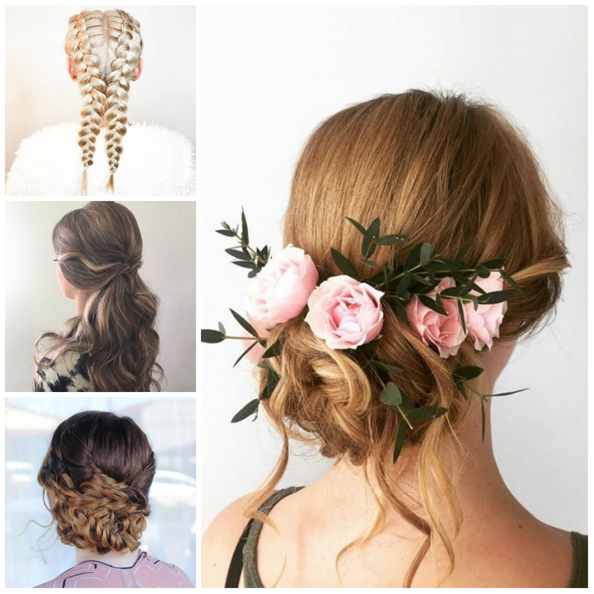 Prom Hairstyles | 2019 Haircuts, Hairstyles and Hair Colors