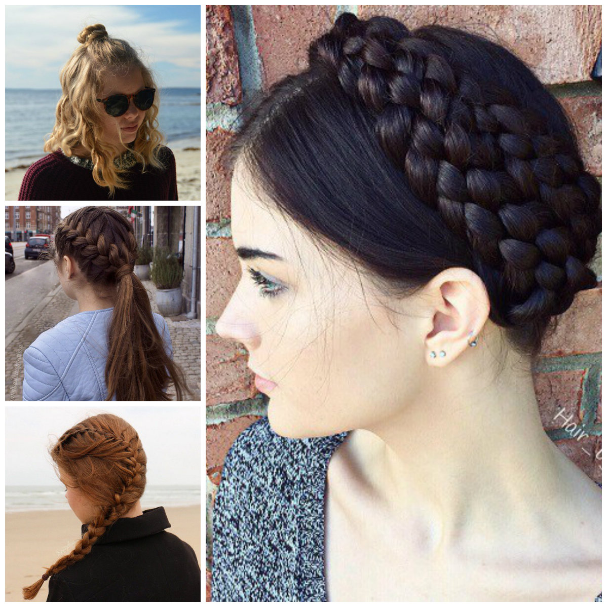 Cute Hairstyles for Teenage Girls for 2017
