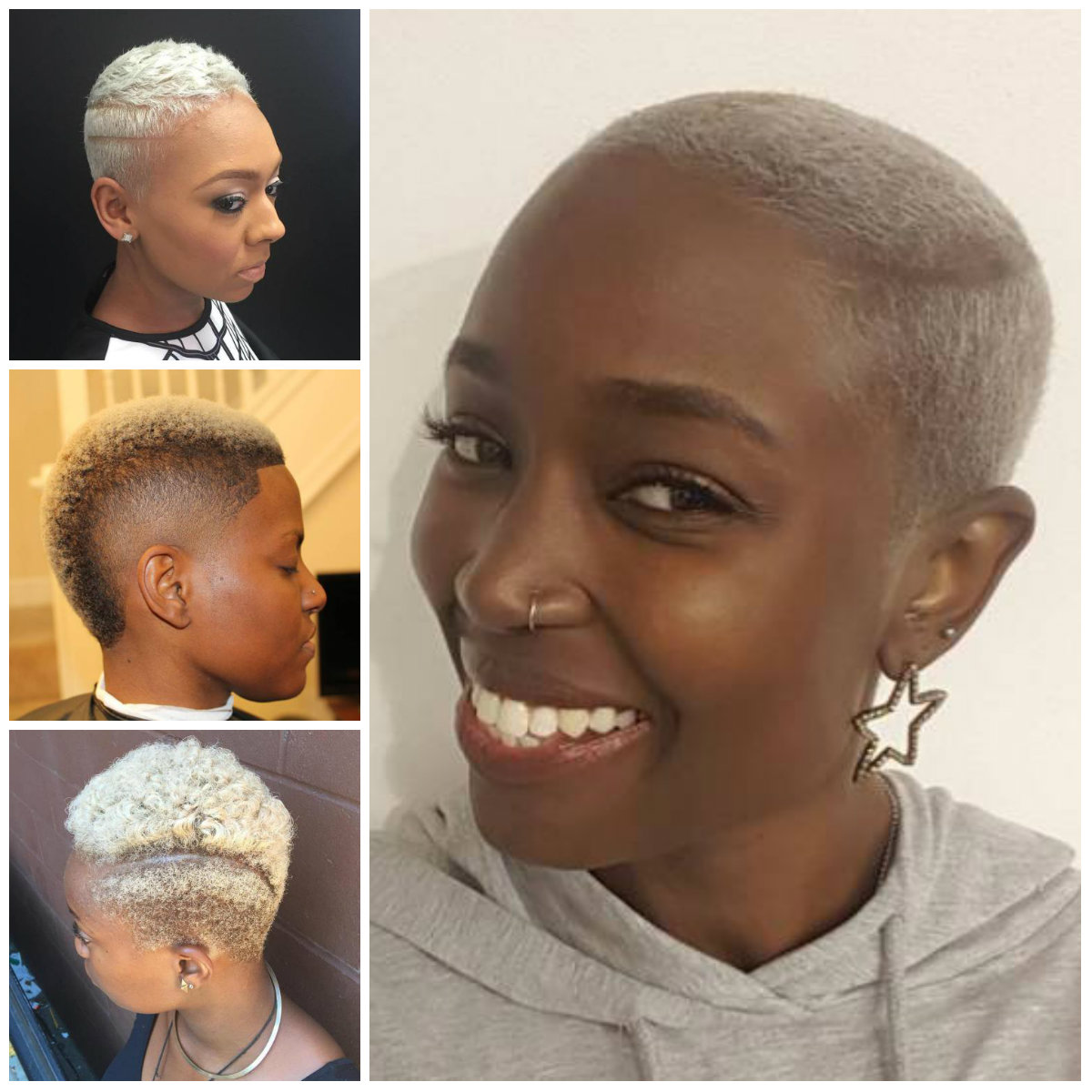 Teeny Weeny Black Hairstyles for 2017