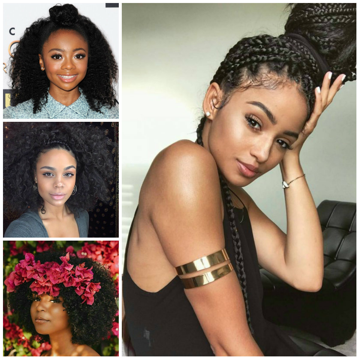 2017 Upscale Hairstyles for Natural Hair