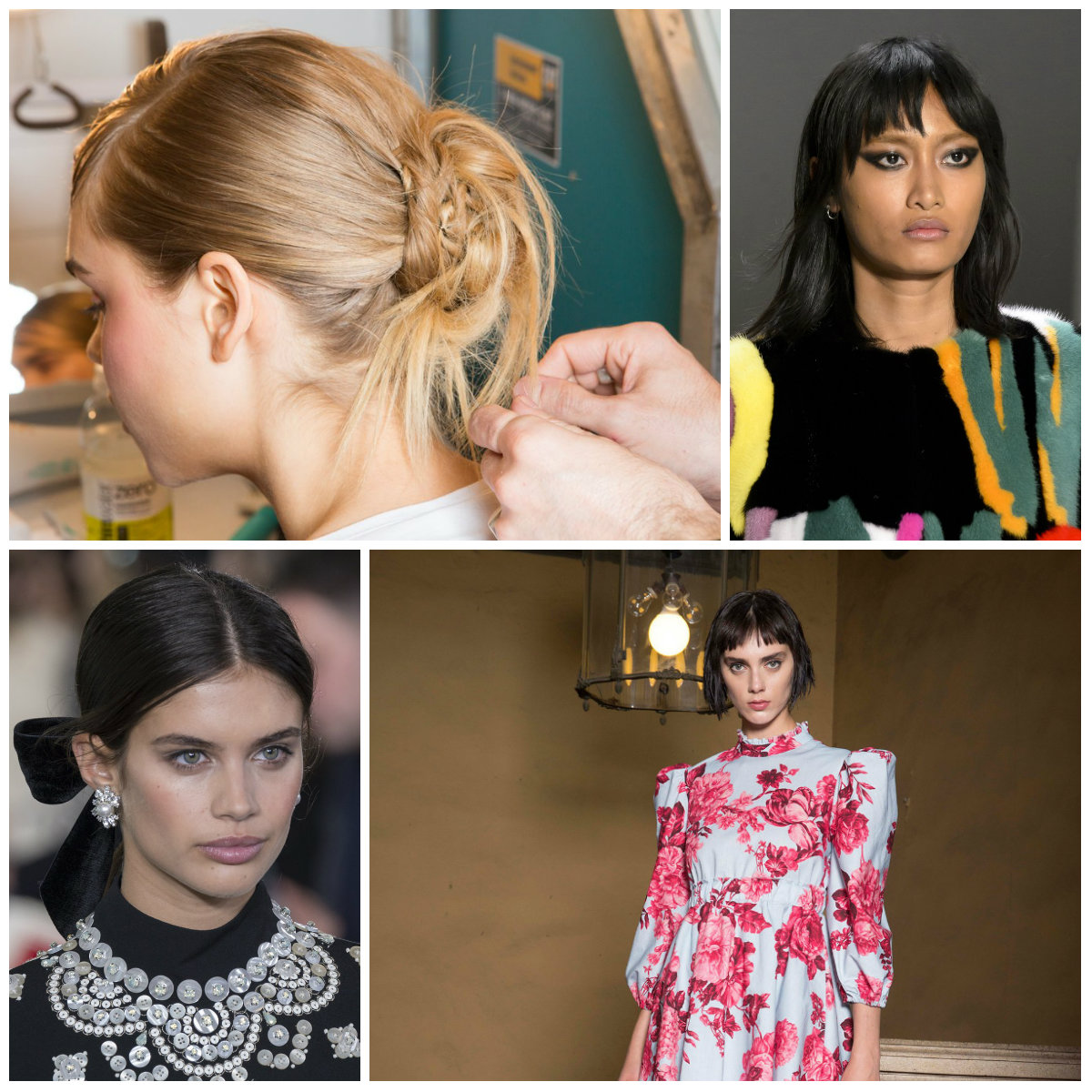 Hairstyle Trends for 2017