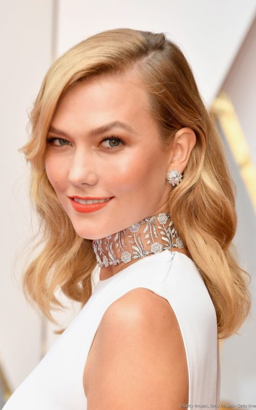 Karlie Kloss Bronde Hair Color