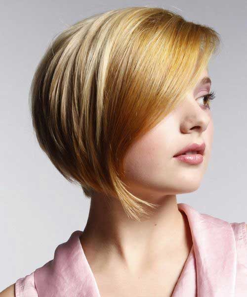 Light and airy bob haircut 2017