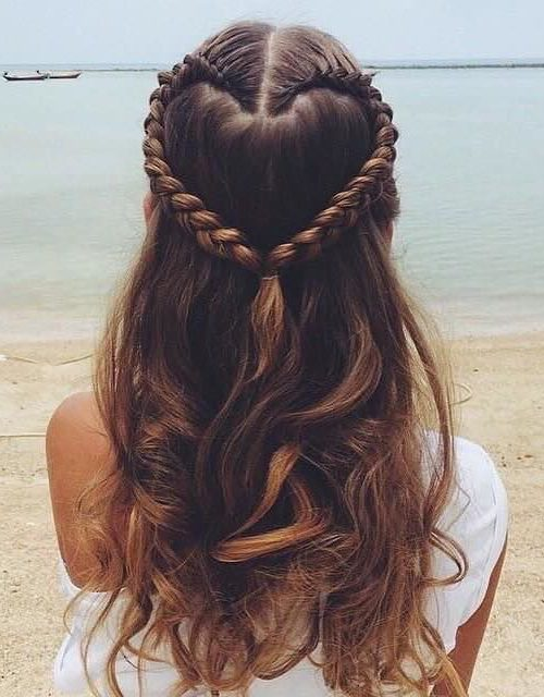 Heart Shaped Braid
