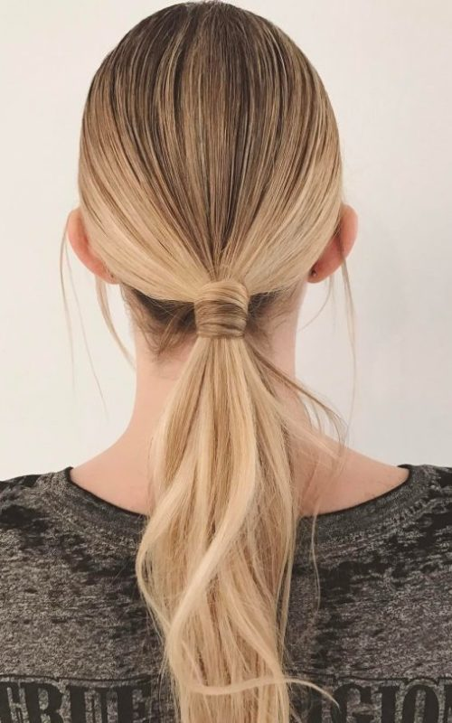 Fishtail Braid for Medium Hair