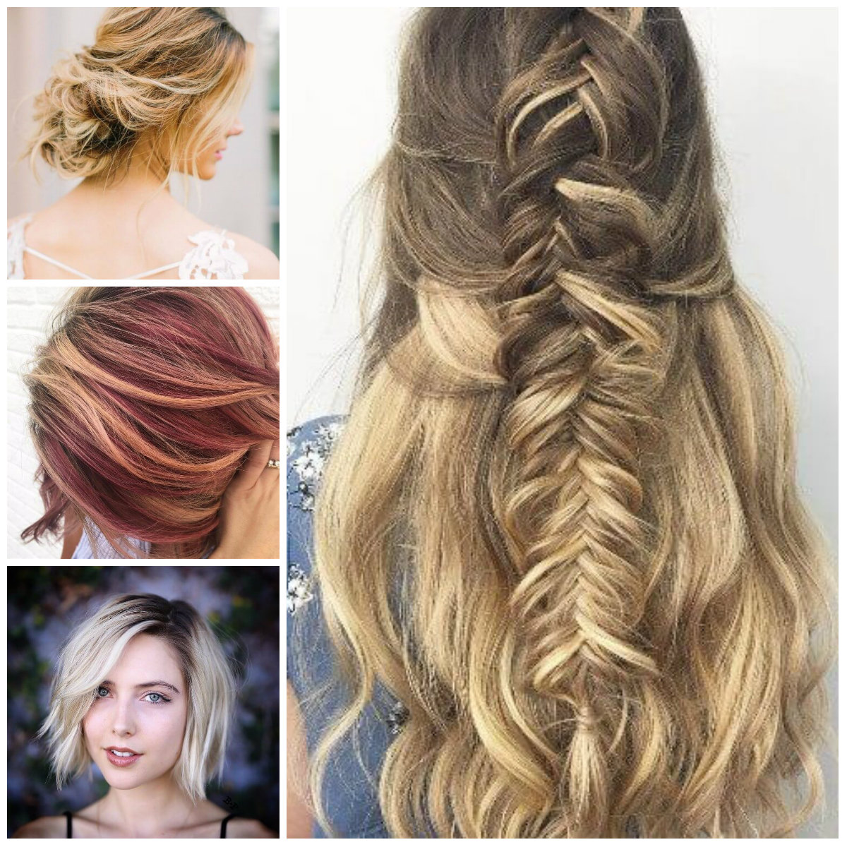 Dirty Blonde Hair Colors for 2018