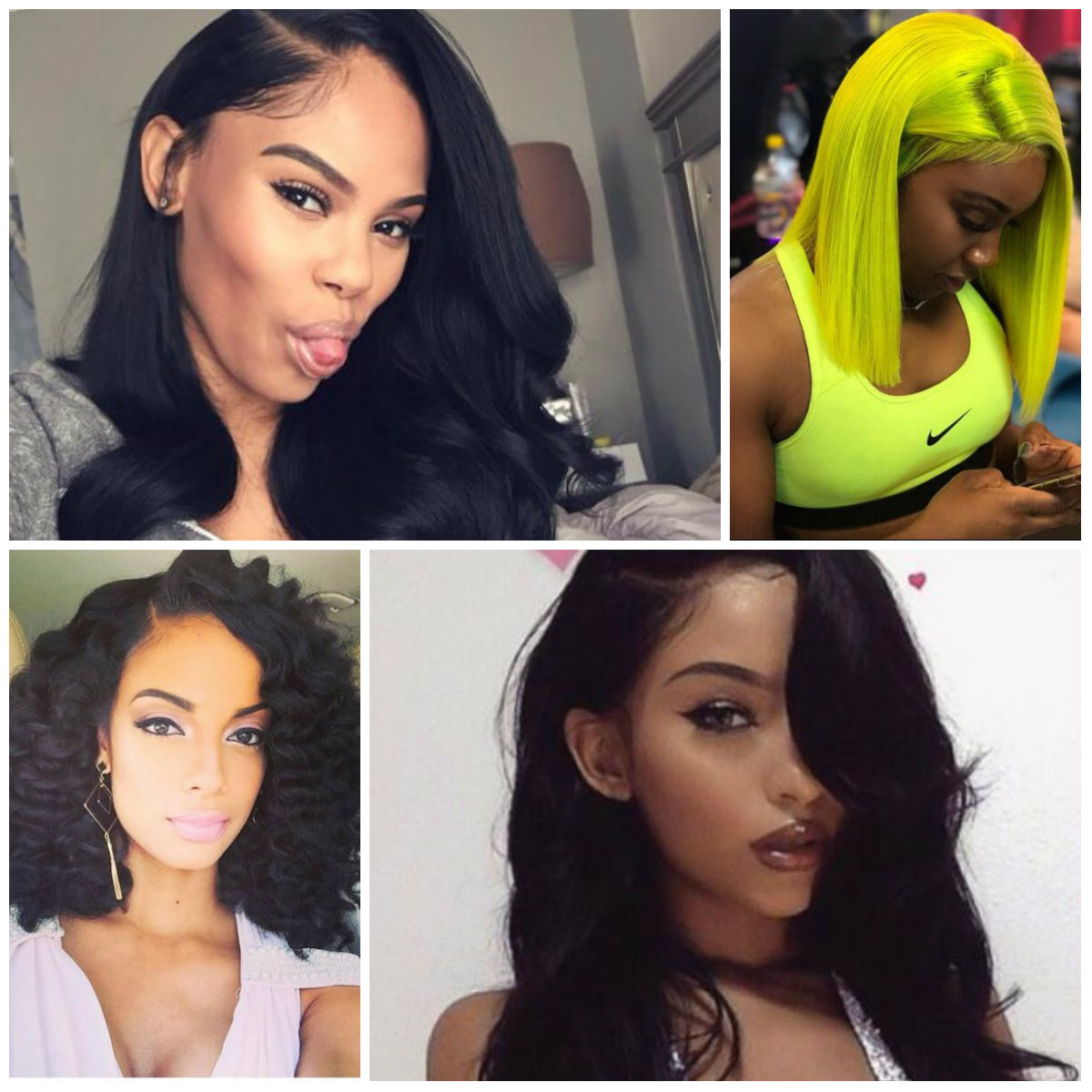 weave hairstyles