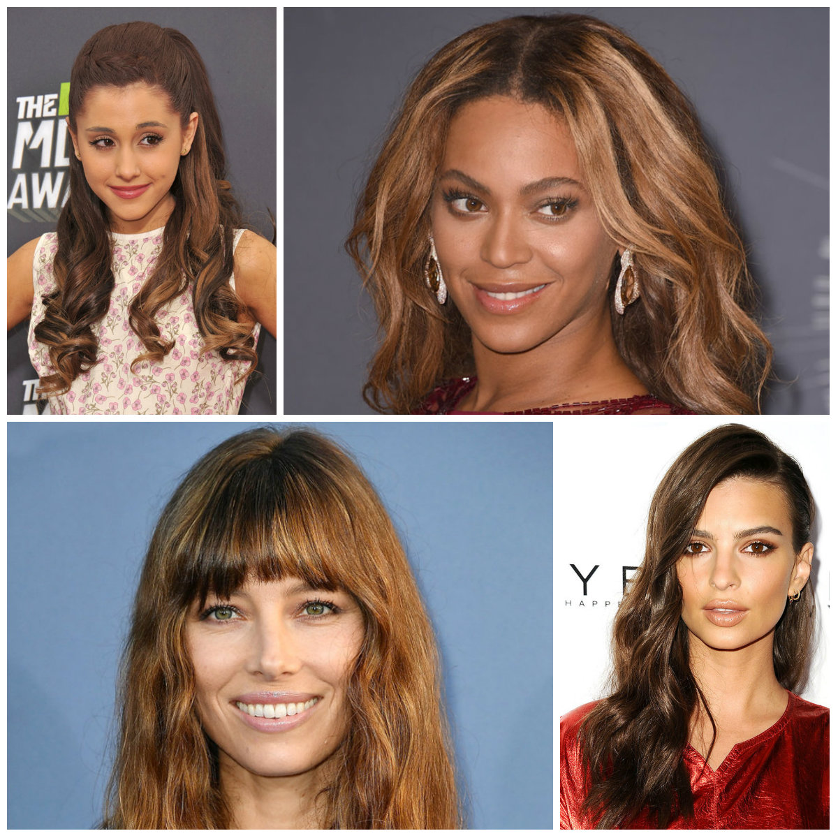 Celeb Inspo Best Hairstyles For Long Hair 2019 Haircuts