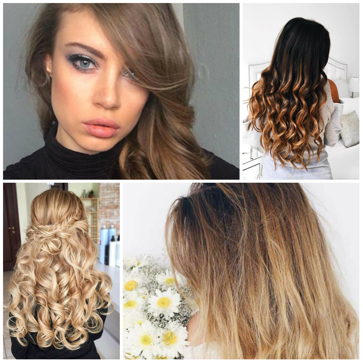 Incredible Long Curly Hairstyles For 2018 2019 Haircuts