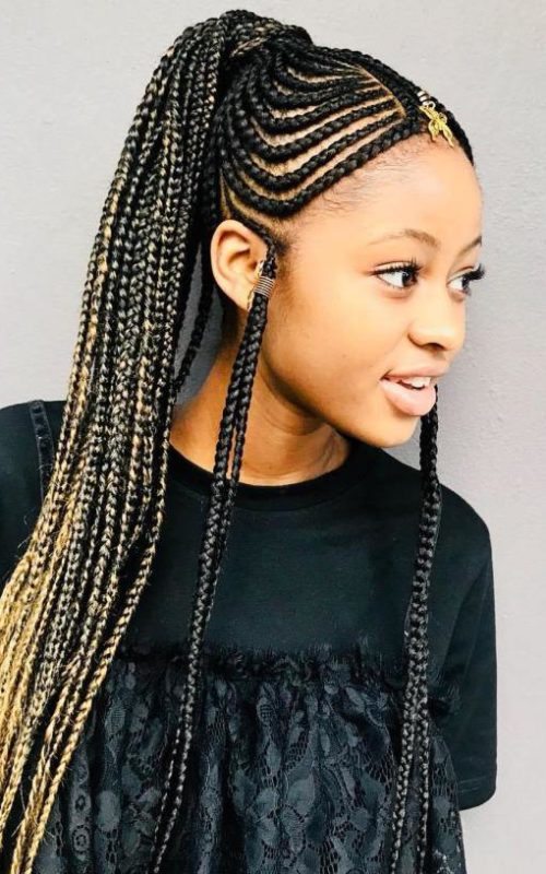 Unique Fulani Braids For Every Woman 2019 Haircuts